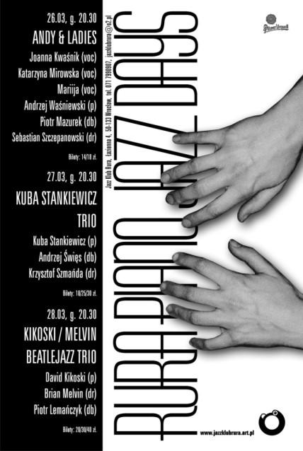 Rura Jazz Piano Days