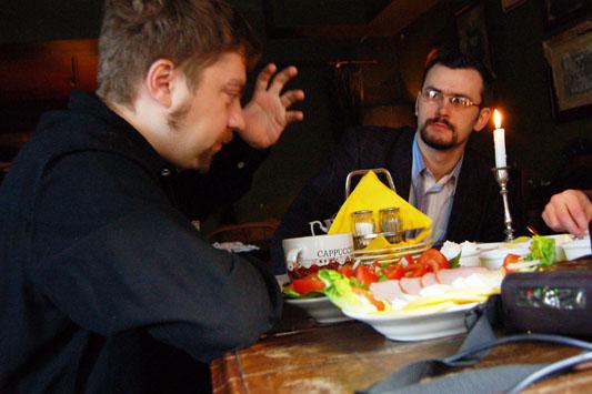 Łukasz Medeksza, Grzegorz Kosiorowski