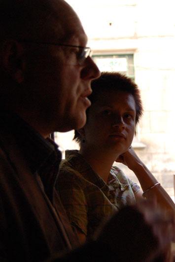 Adam Chmielewski, Michalina Golinczak